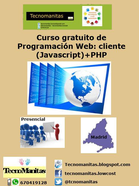 formación gratuita y presencial
